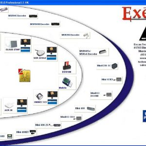 Exeba SmartMag Encoding Software