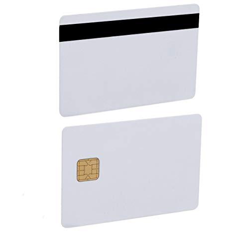 Java Smart Chip Cards – Big Chip – 100 cards