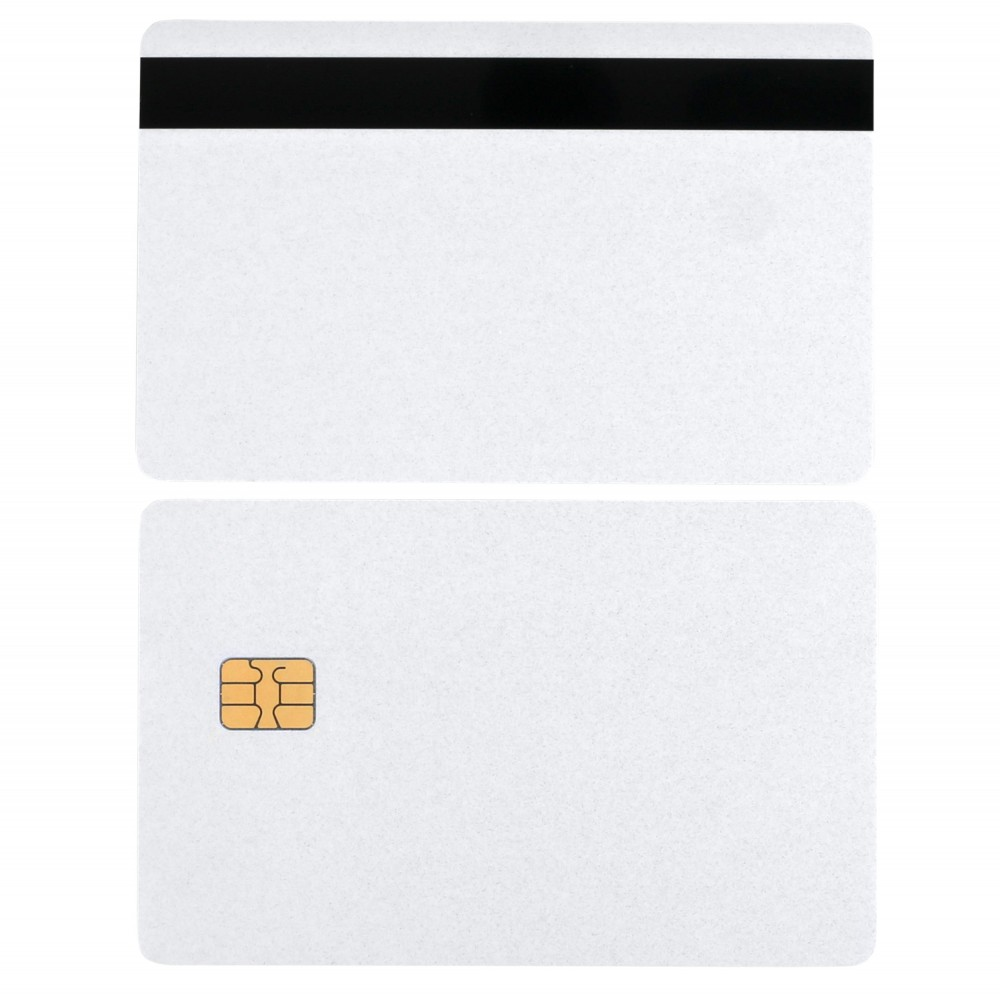 Java Smart Chip Card - Small Chip