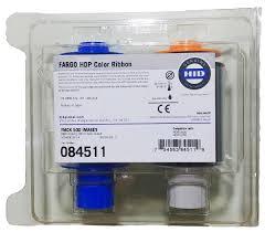 HDP5600 Color Ribbon YMCK, 500 prints