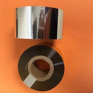 "Foil Silver - 1.25"" x 400'"