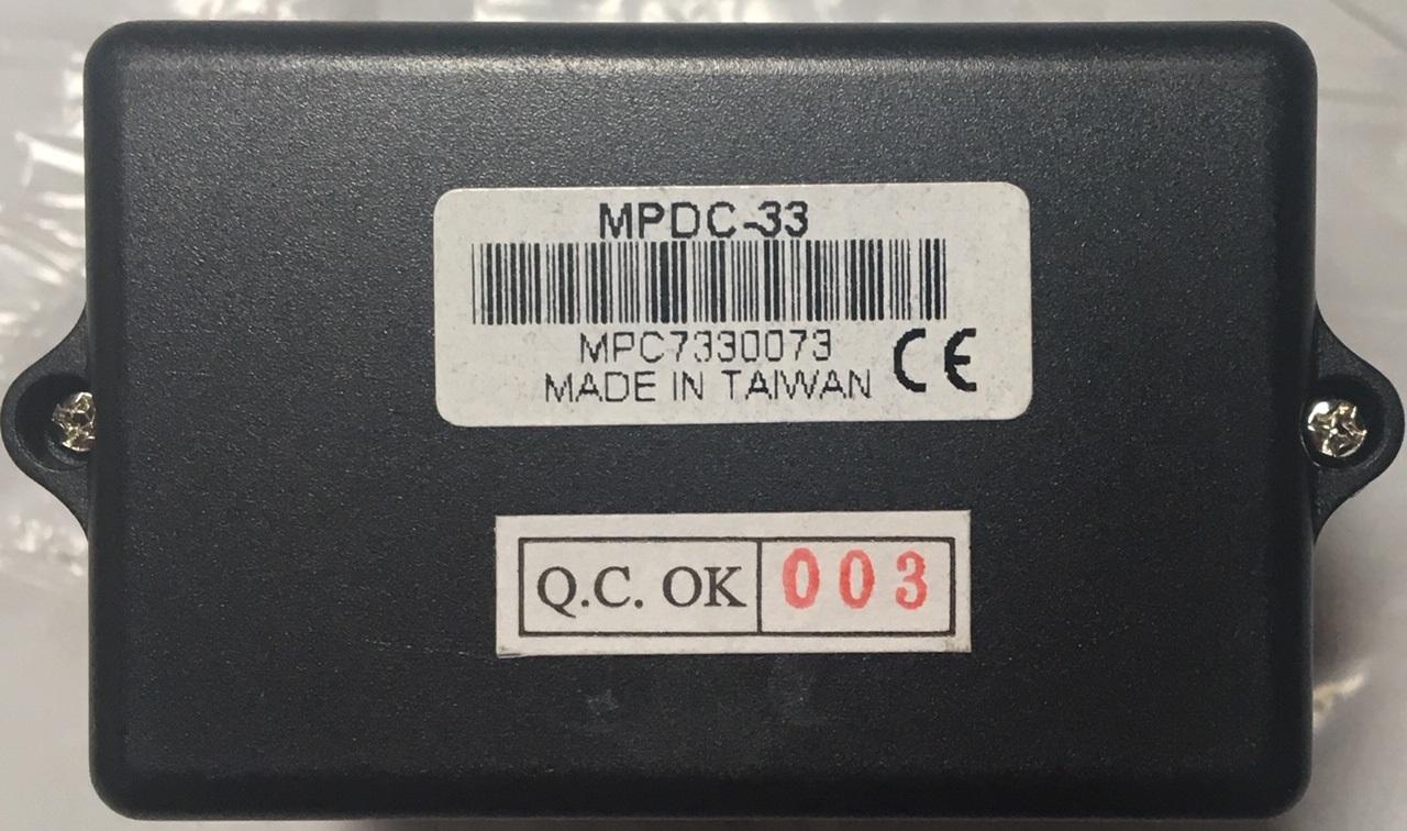 MPDC Portable Magstripe Reader