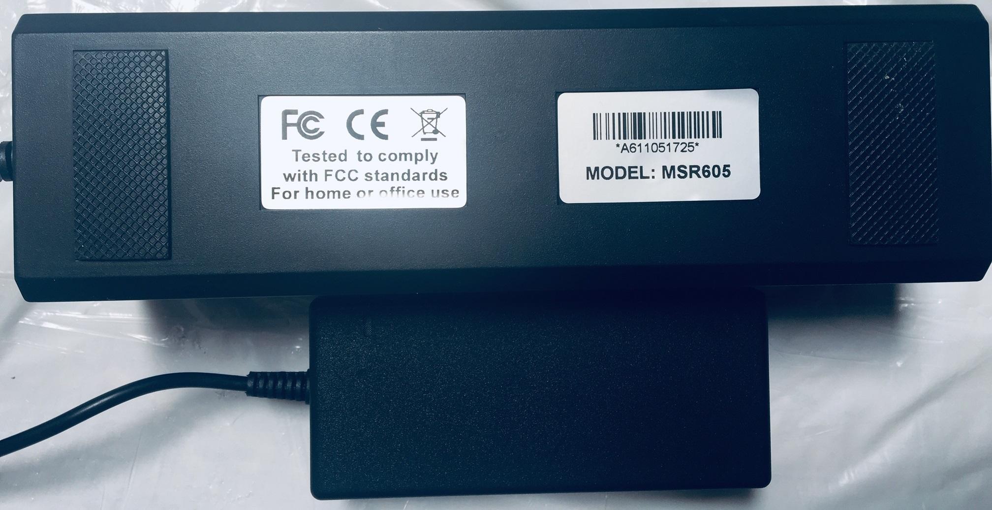 MSR605 Magstripe Reader/Writer