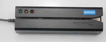 MSR605x Magstripe Reader/Writer
