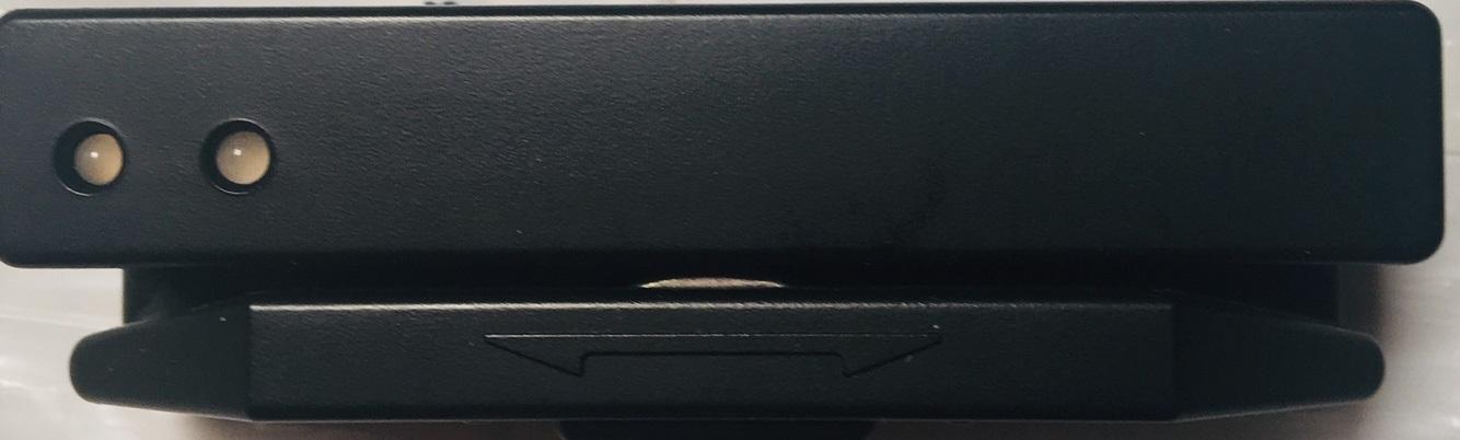 SPDC Portable Magstripe Reader, 512K, 3-Tracks, USB