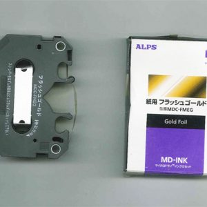 Alps MD5500 Foil Ink Cartridges