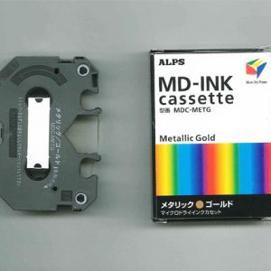 Alps MD5500 Metallic Ink Cartridges